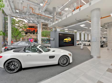 For More Information About Mercedes Benz Manhattan And Their AMG  Performance Center, Visit Www.mbmanhattan.com.