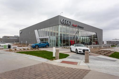 Audi Omaha 1