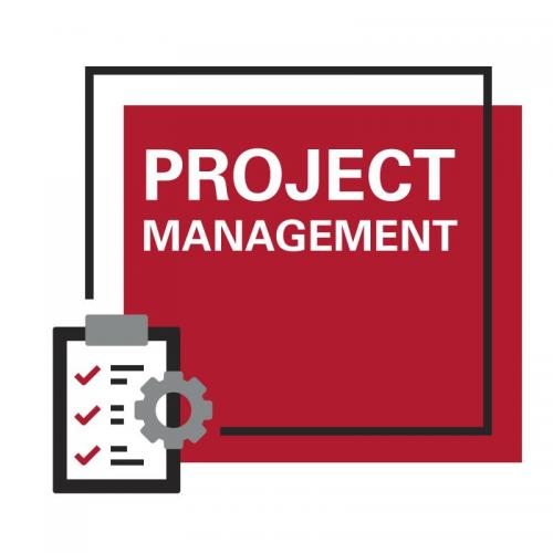 Dedicated, experienced Project Manager to communicate and guide you through every step of the project