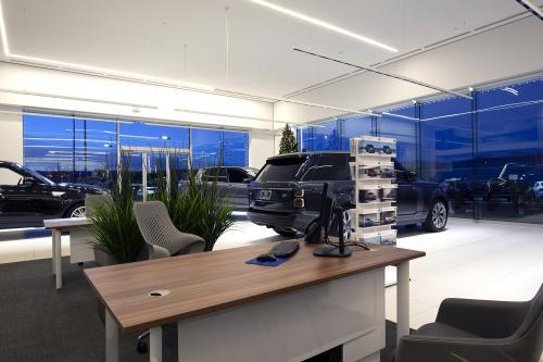 Service Desk Showroom